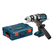Factory Reconditioned Bosch HDH181XBL-RT 18V Cordless Lithium-Ion 1/2 in. Brute Tough Hammer Drill Driver with Active Response Technology (Bare Tool)