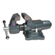 Wilton 10011 350S, Machinists' Bench Vise - Swivel Base, 3-1/2 in. Jaw Width, 5-1/4 in. Jaw Opening, 2-3/4 in. Throat Depth