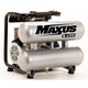 Maxus EX8017 0.5 HP 2.5 Gallon Oil-Free X-LITE Twin Stack Air Compressor