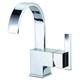 Danze D221144 Sirius Single Hole Bathroom Faucet D221144 (Chrome)