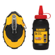 Dewalt DWHT47144 Chalk Reel Kit with 4 oz. Red Chalk