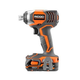 Factory Reconditioned Ridgid ZRR86034K X4 18V Lithium-Ion Impact Driver Kit