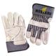 Memphis Gloves 127-1935M Mustang Grain-Leather-Palm Gloves, Medium