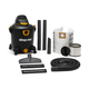 Shop-Vac 5983200 12 Gallon 5 Peak HP Quiet Deluxe Wet/Dry Vacuum