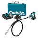 Makita XRV02T 18V LXT Cordless Lithium-Ion 8 ft. Concrete Vibrator Kit