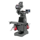 JET 690413 115/230V Variable Speed Milling Machine with 3-Axis ACU-RITE VUE DRO (Quill) and X/Y-Axis Powerfeeds