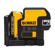Dewalt DW0825LG 12V MAX Lithium-Ion 5-Spot & Cross Line Laser (Green)
