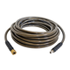 Simpson 41028 Steel-Braided 3/8 in. x 50 ft. x 4,500 PSI Cold Water Replacement/Extension Hose