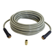 Simpson 40226 MorFlex 5/16 in. x 50 ft. x 3,700 PSI Cold Water Replacement/Extension Hose