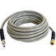Simpson 41115 3/8 in. x 200 ft. x 4,500 PSI Hot and Cold Water Replacement/ Extension Hose