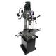 JET 351140 JMD-40GH Geared Head Mill Drill with Newall DP700 DRO