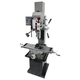 JET 351157 JMD-45VSPFT Variable Speed Geared Head Square Column Mill Drill with Power Downfeed, Newall DP700 2-Axis DRO and X-Axis Powerfeed