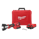 Factory Reconditioned Milwaukee 2672-81 18V 2.0 Ah Cordless Lithium-Ion Cable Cutter Kit with 750 MCM Cu Jaws