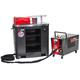 Edwards HAT6010 20 Ton Horizontal Press with 230V 1-Phase Porta-Power Unit