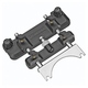 Dewalt DWP620 TrackSaw Router Adapter