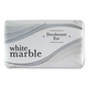 Dial Corporation 00197 Individually Wrapped Deodorant Bar Soap, White, 2.5oz Bar, 200/Carton