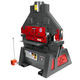 Edwards IW120-1P230-AC900 230V 1-Phase 120 Ton JAWS Ironworker with Hydraulic Accessory Pack