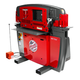 Edwards IW65-3P380-AC600 380V 3-Phase 65 Ton JAWS Ironworker with Hydraulic Accessory Pack