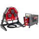 Edwards HAT5030 Radius Roller with 460V 3-Phase Porta-Power Unit