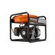 Generac 6919 ST20-S 169cc 2 in. NPT 158 GPM Gas-Powered Semi-Trash Water Pump