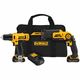 Factory Reconditioned Dewalt DCK212S2R 12V MAX Lithium-Ion 3/8 in. Drill Driver & Reciprocating Saw Combo Kit