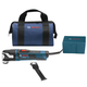 Factory Reconditioned Bosch GOP55-36B-RT 5.5 Amp StarlockMax Oscillating Multi-Tool Kit with Accessory Box