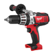 Factory Reconditioned Milwaukee 2611-80 M18 18V Cordless Lithium-Ion High Performance Hammer Drill (Bare Tool)