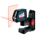 Factory Reconditioned Bosch GLL2-50-RT Self-Leveling Crossline Laser with Pulse