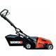 Worx WG788 36V Cordless 19 in. 3-in-1 Lawn Mower