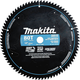 Makita A-94801 12 in. 80 Tooth Premium Fine Crosscutting Miter Saw Blade