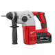 Factory Reconditioned Milwaukee 0756-82 28V Cordless M28 Lithium-Ion 1 in. Compact SDS Rotary Hammer with Case