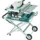 Makita 2705X1 10 in. Portable Contractor Table Saw with Table Saw Stand