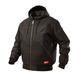 Milwaukee 254B-L GRIDIRON Hooded Jacket (Black)