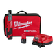 Milwaukee 2556-22 M12 FUEL 1/4 in. Ratchet 2 Battery Kit