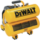 Dewalt D55151 1.1 HP 4 Gallon Oil-Lube Hand Carry Air Compressor