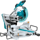 Makita LS1019L 10 in. Dual-Bevel Sliding Compound Miter Saw with Laser