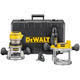 Dewalt DW616PK 1-3/4 HP Fixed Base & Plunge Router Combo Kit