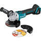 Makita XAG09Z 18V LXT Lithium-Ion Brushless Cordless 4-1/2 in. / 5 in. Cut-Off/Angle Grinder with Electric Brake (Tool Only)