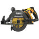 Dewalt DCS577B FLEXVOLT 60V MAX 7-1/4 in. Worm Drive Style Saw (Tool Only)