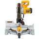 Factory Reconditioned Dewalt DW713R 10 in. Single Bevel Miter Saw