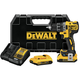 Dewalt DCD792D2 20V MAX XR Lithium-Ion Compact 1/2 in. Cordless Compact Drill Driver Kit with Tool Connect (2 Ah)