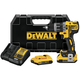Dewalt DCD797D2 20V MAX XR Lithium-Ion Compact 1/2 in. Cordless Hammer Drill Kit with Tool Connect (2 Ah)