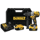 Dewalt DCD997P2BT 20V MAX XR Lithium-Ion Compact 1/2 in. Cordless Hammer Drill Kit with Tool Connect (5 Ah)