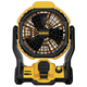 Dewalt DCE511B 20V MAX Cordless Lithium-Ion / Corded Jobsite Fan (Tool Only)