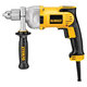 Dewalt DWD220 1/2 in. 0 - 1,200 RPM 10.5 Amp VSR Pistol Grip Drill Kit with E-Clutch Anti-Lock Control