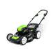 Greenworks 2502402TNVAZ Greenworks MO80L00 80V Self-Propelled 21 in. Brushless Mower (Tool Only)