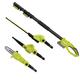 Sun Joe GTS4001C 24V Lithium-Ion Muli-Tool Lawn Care System Kit