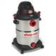 Shop-Vac 5989500 Shop-Vac 12 Gal. 5.5 Peak HP SVX2 Stainless Steel Wet / Dry Vacuum