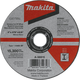 Makita A-98815 4 in. x .100 in. x 5/8 in. Cut-off Wheel, Metal