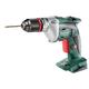 Metabo 600261890 BE 18 LTX 6 18V High Speed 3/8 in. Cordless Drill (Tool Only)